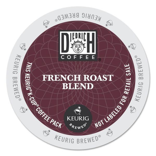 Diedrich Coffee French Roast Coffee K-Cups