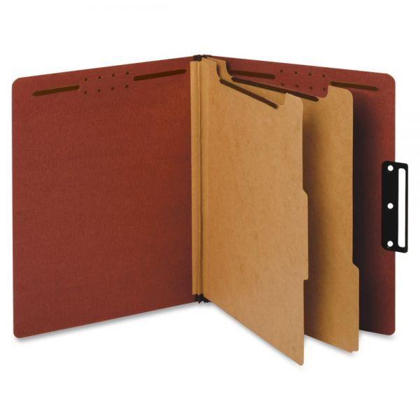 Globe-Weis Metal Tab Classification Folder