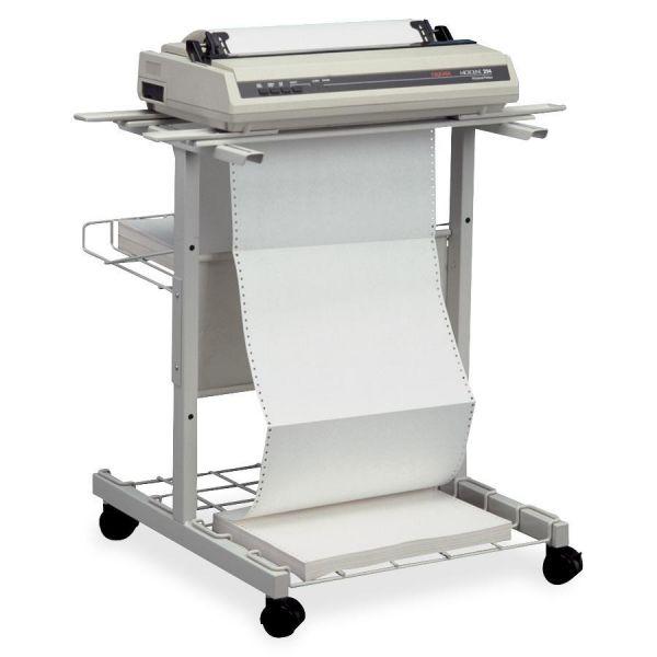 MooreCo JPM Adjustable Steel Printer Stand