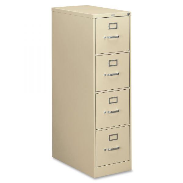 HON 310 Series 4-Drawer Vertical File Cabinet