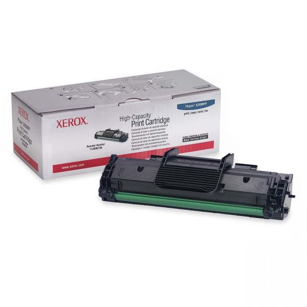 Xerox 113R00730 Black High Yield Toner Cartridge