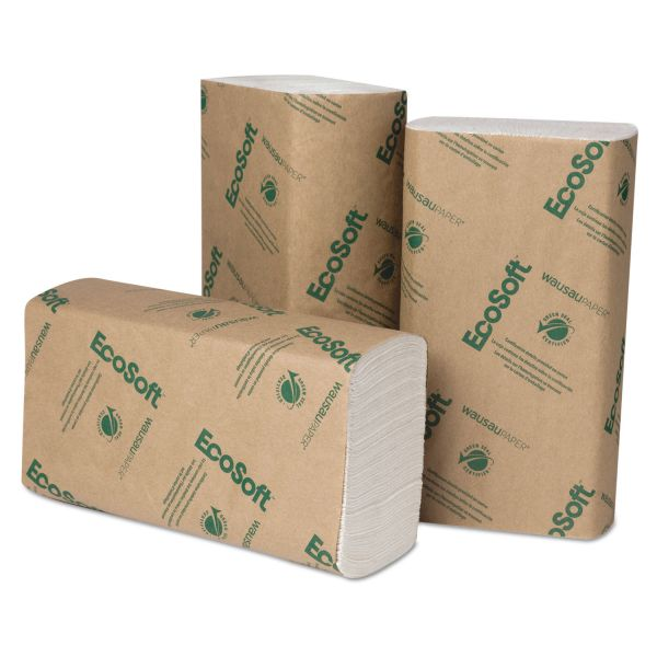 Wausau Paper Green Seal Multifold Paper Towels