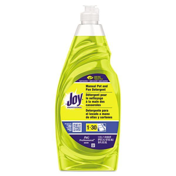 Joy Dishwashing Liquid, 38 oz Bottle