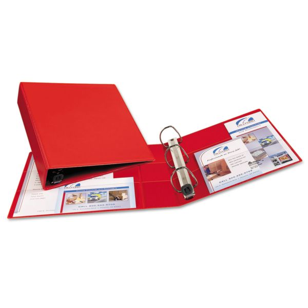 """Avery Heavy-Duty Reference 2"""" 3-Ring Binder"""