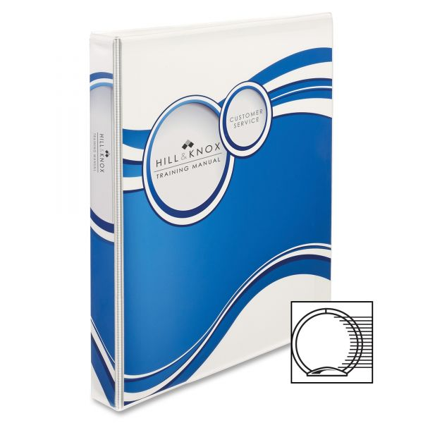 "Avery Designer 1"" 3-Ring View Binder"