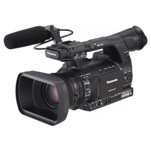 "Panasonic AVCCAM AG-AC160A Digital Camcorder - 3.5"" LCD - MOS - Full HD, SD"