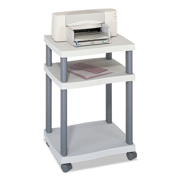 Safco Economy Desk Side Printer/Fax Stand