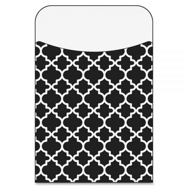 Trend Moroccan Black Terrific Pockets