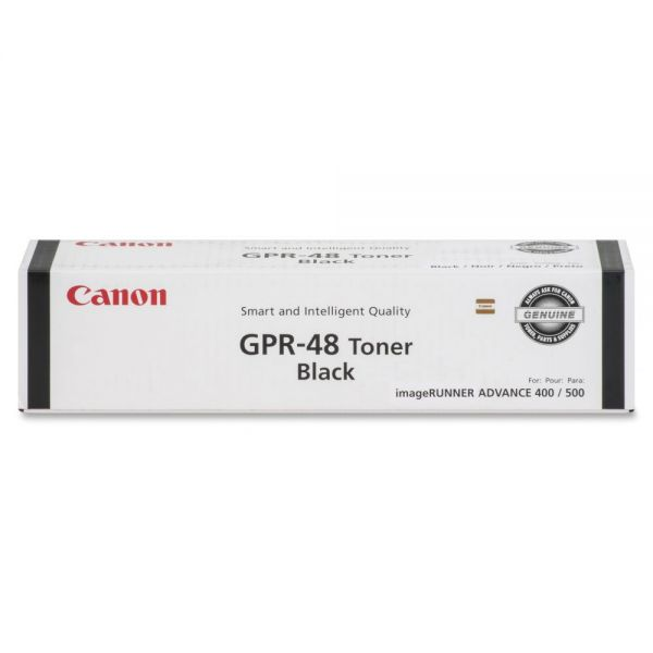 Canon GPR-48 Black Toner Cartridge