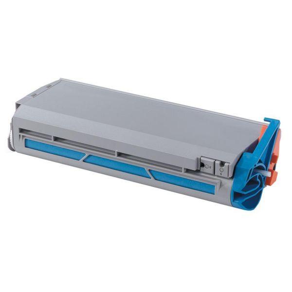 Oki 41963002 Toner (Type C4), 10000 Page-Yield, Magenta