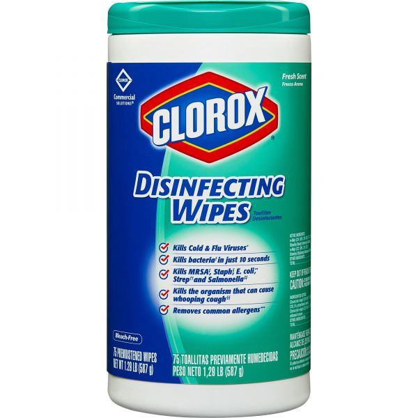 Clorox Large Canister Disinfecting Wipes