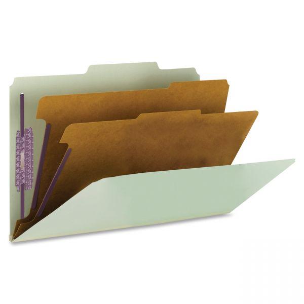 Smead PressGuard Classification Folders