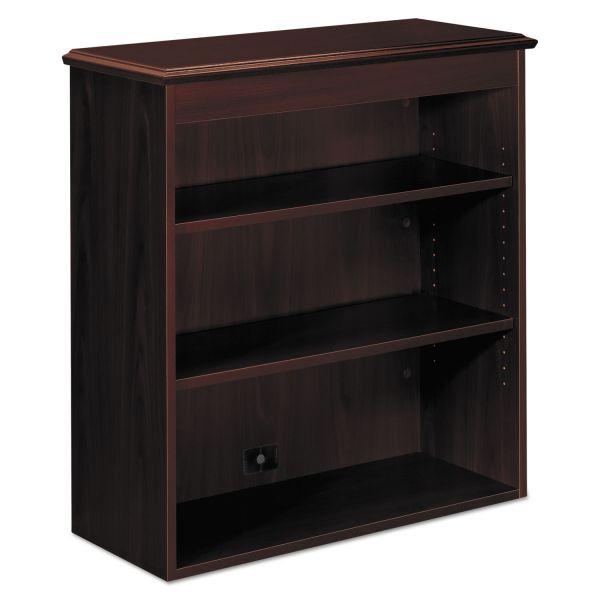 HON 94000 Series 2-Shelf Laminate Bookcase Hutch