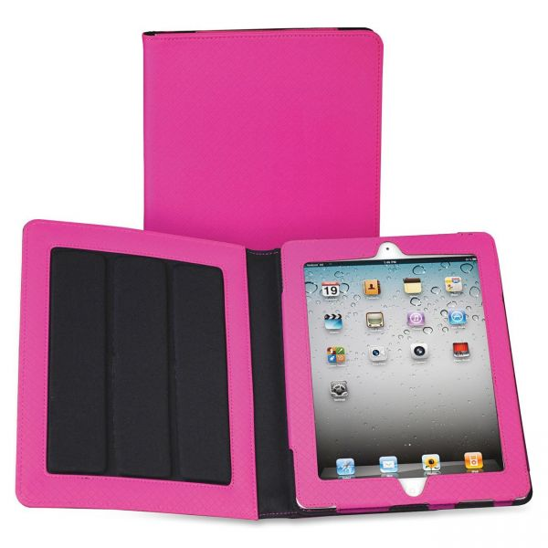 Samsill Fashion Carrying Case for iPad Air - Pink