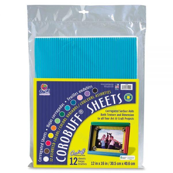 Corobuff Corrugated Sheets