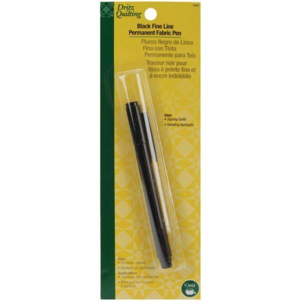 Dritz Quilting Permanent Fabric Pen - Fine