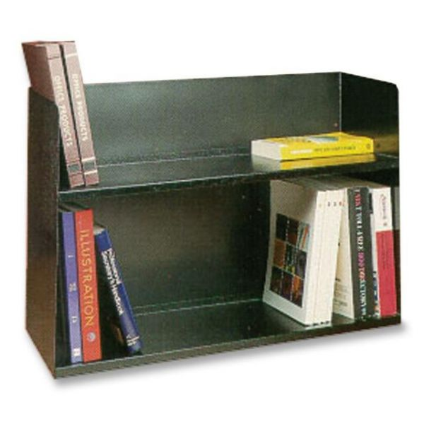 Buddy Two-Tier Book Rack