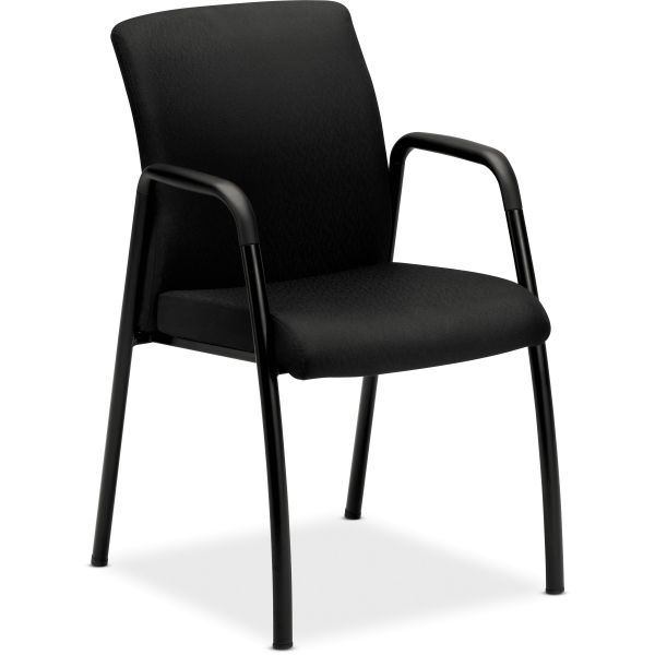 HON Ignition 4-Leg Guest Chair | Fixed Arms