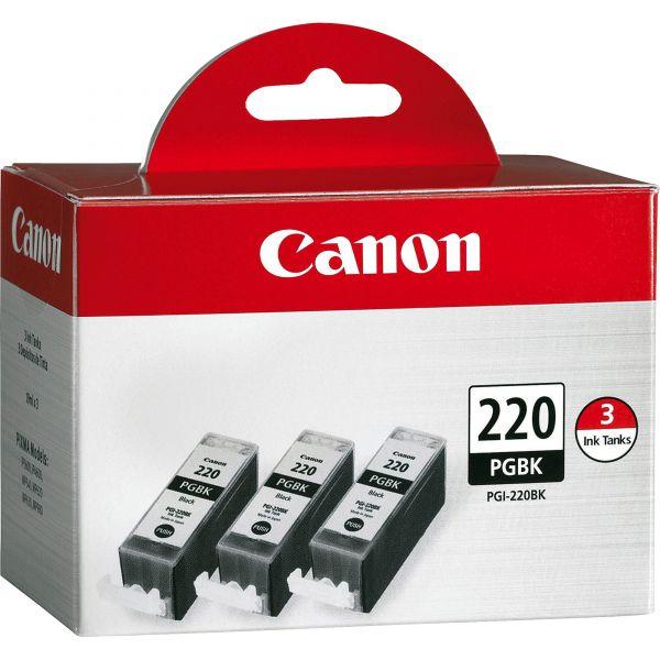 Canon PGI-220BK Black Combo-Pack Ink Cartridges