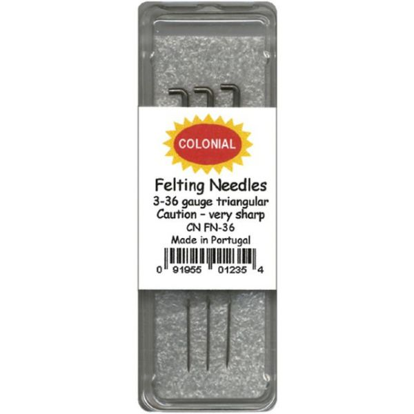 Felting Needles 3/Pkg