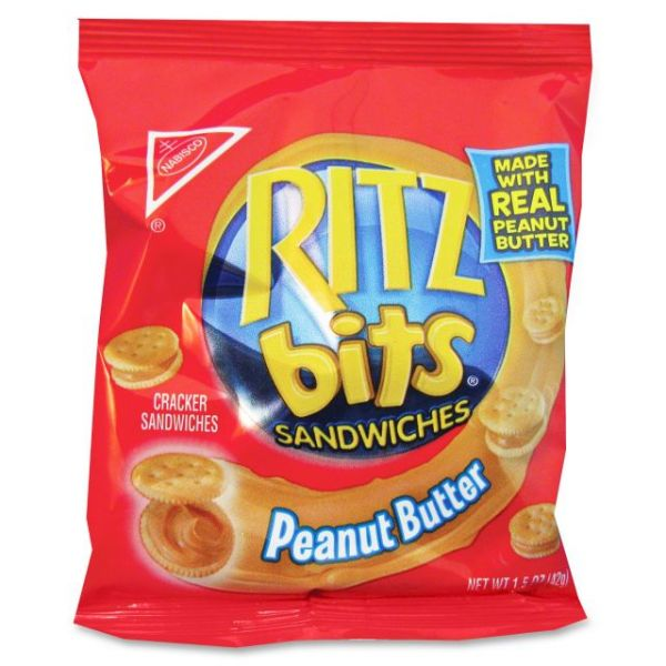 Ritz Bits Sandwiches