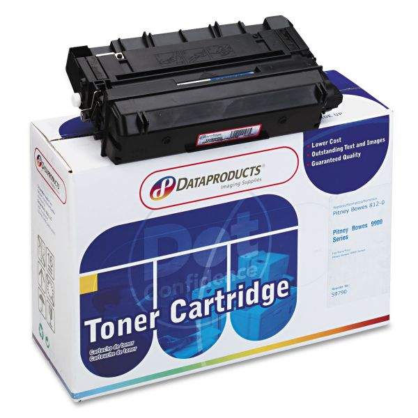 Dataproducts Remanufactured Pitney Bowes 815-7 Black Toner Cartridge
