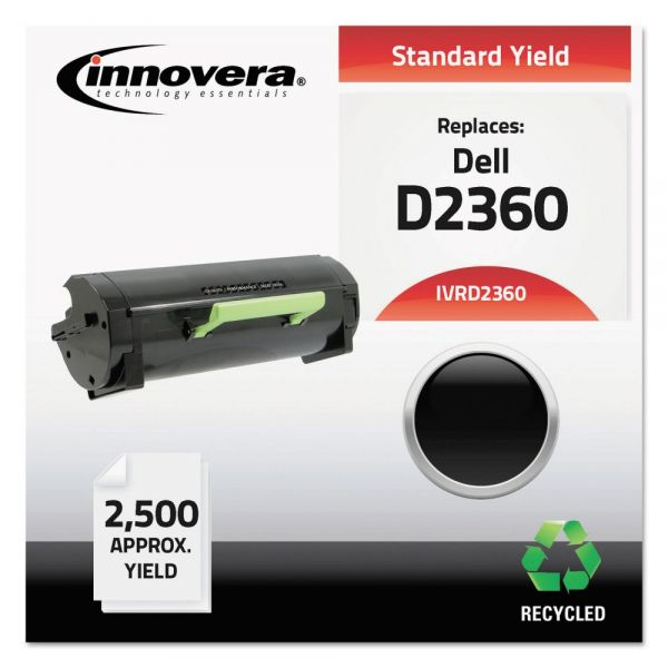 Innovera Remanufactured Dell 3319803 (D2360) Toner Cartridge