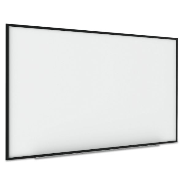 "MasterVision 51.2"" x 39.7"" Interactive Magnetic Porcelain Dry Erase Whiteboard/ Projection Board"
