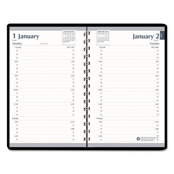 House of Doolittle Quarter-hourly Appt Daily Planner