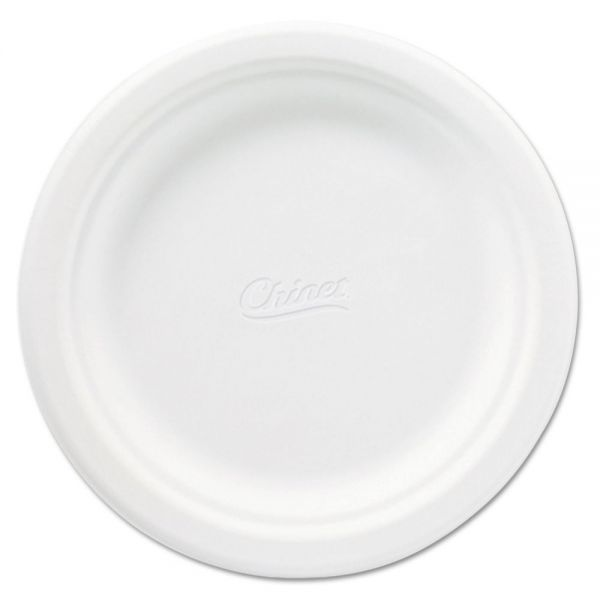"Chinet Classic 6.75"" Paper Plates"