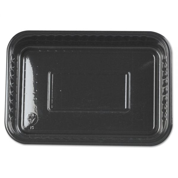 Genpak Plastic Brownie Trays