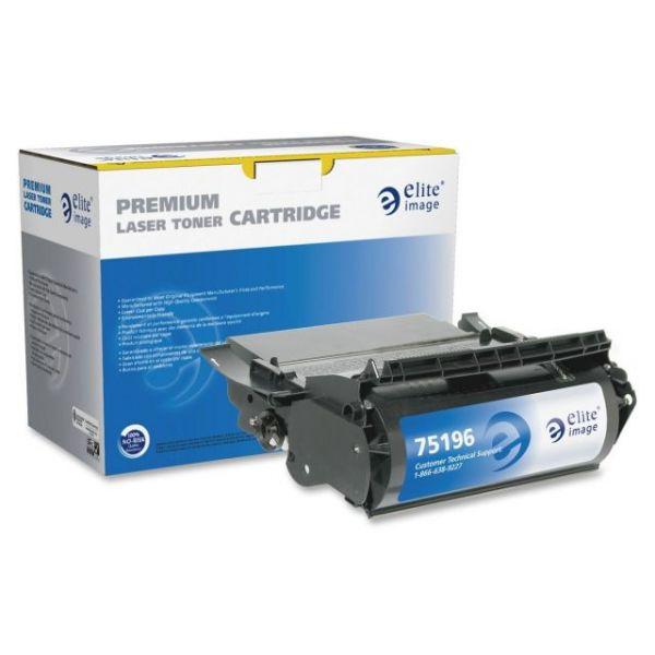 Elite Image Remanufactured High Yield MICR Toner Cartridge Alternative For Lexmark T620 (12A6860)