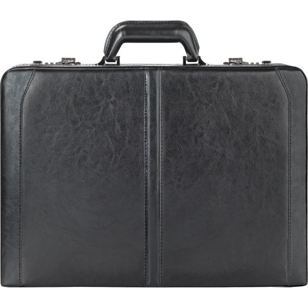 "Solo Classic Carrying Case (Attaché) for 16"" Notebook - Black"