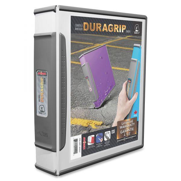 "Storex Dura Grip 2"" 3-Ring Binder"