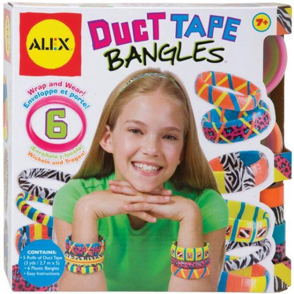 ALEX Toys Duct Tape Bangles Kit