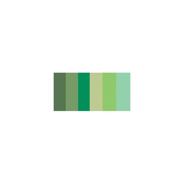 "Quilling Paper Mixed Colors .375"" 100/Pkg"