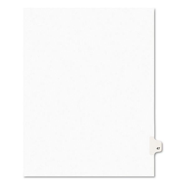 Avery Individual Legal Dividers