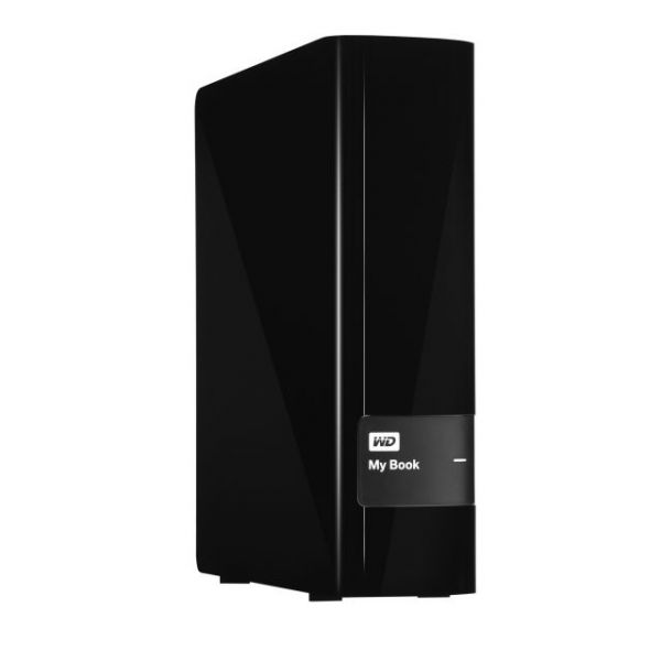 WD My Book WDBFJK0060HBK 6 TB External Hard Drive