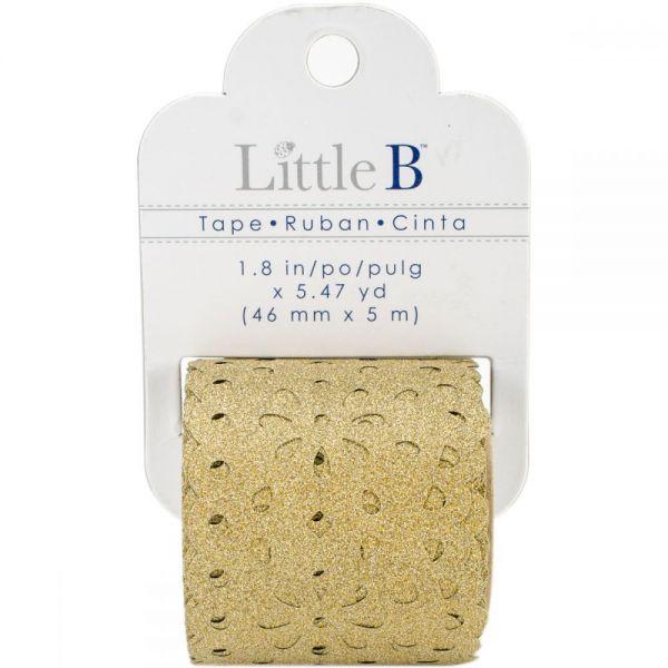 Little B Glitter Tape 48mmx5m