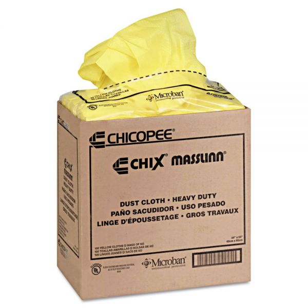 Chix Masslinn Dust Cloths