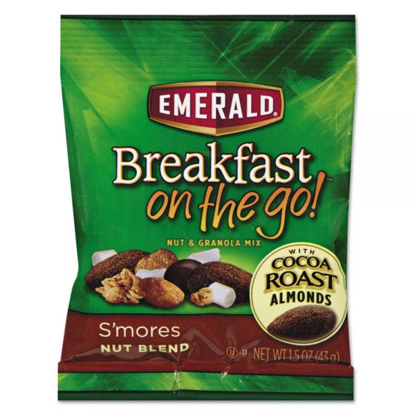 Emerald Breakfast On The Go! Snack