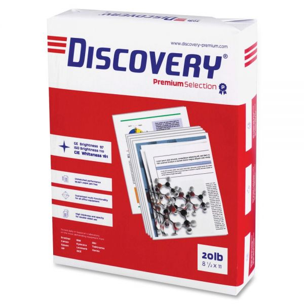 Discovery White Copy & Multipurpose Paper