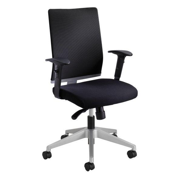 Safco Tez Series Manager Synchro-Tilt Task Chair