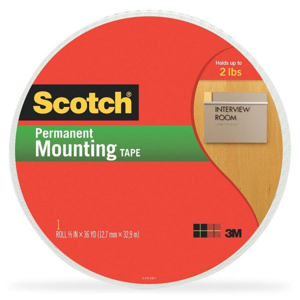 Scotch Double-Coated Foam Tape