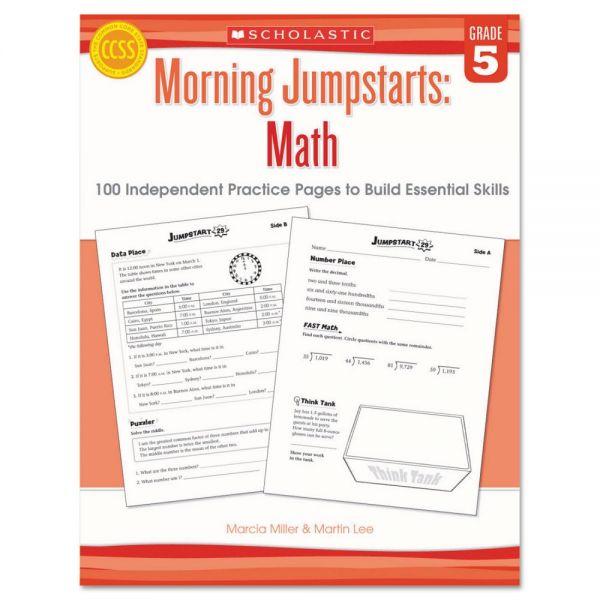 Morning Jumpstart: Math