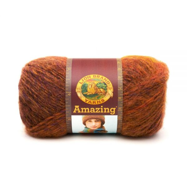 Lion Brand Amazing Yarn - Mesa