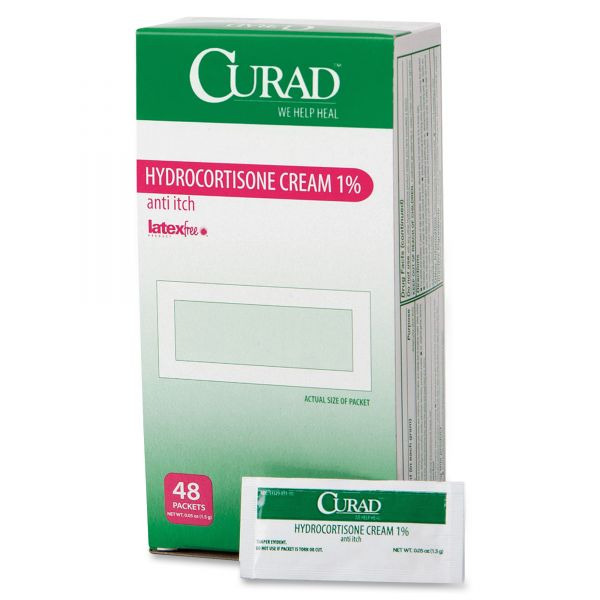 Curad Hydrocortisone Anti-Itch Cream