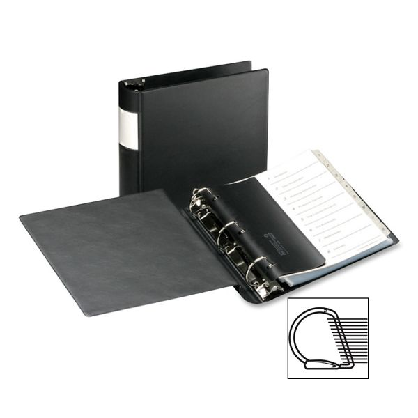 "Samsill Top Performance DXL Locking 3"" 3-Ring Binder"