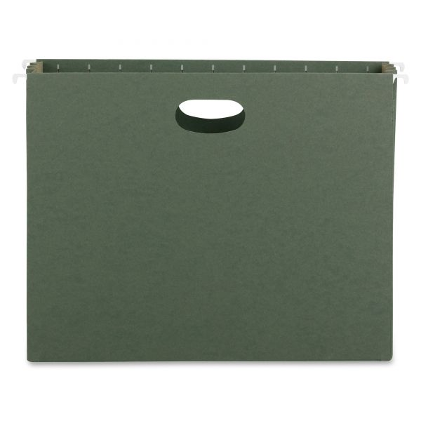 Smead 64220 Standard Green Hanging Pockets