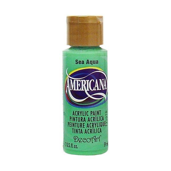 Deco Art Sea Aqua Americana Acrylic Paint